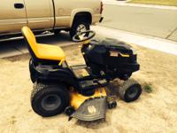 Craftsman PVT9000 Professional 26 HP with a 46 inch cut