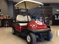 Preowned 2011 Electric Club Automobile Golf Cart with