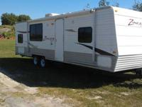 2011 crossroads zinger zr-280-bhs. Basically brand new