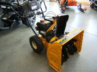 2011 Cub Cadet 524 SWE One owner power steering like