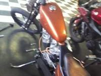 2011 Custom Built Chopper. 2011 Custom Built Chopper
