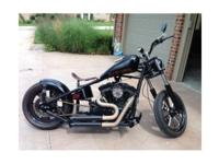 2011 Custom Chopper, Custom developed Chopper with all