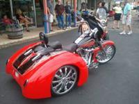 Just Reduced to $50,000 2011 Custom Harley Trike. It is