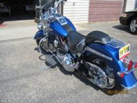THIS BIKE HAS VANCE & HINES EXHAUST, POWER COMMANDER,