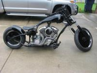 Demon Cycle Chopper - Black - Zero Miles110 Revtech