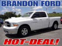 GREAT LOOKING LOCAL TRADE IN HERE FOLKS. THIS DODGE RAM