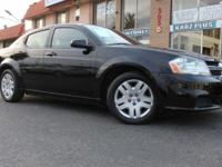 2011 dodge Avenger FWD express sedan4d 2.4 l 4cyl.