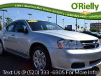 FUEL EFFICIENT 30 MPG Hwy/21 MPG City! Express trim. CD
