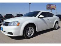2011 Dodge Avenger 4dr Front-wheel Drive Sedan