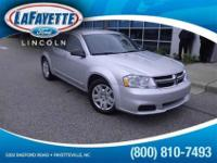 *New Arrival* This 2011 Dodge Avenger Express will sell