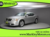 Check out this sleek and seductive 2011 Dodge Avenger