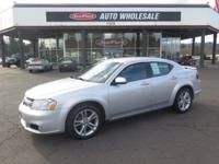 Win a score on this 2011 Dodge Avenger Mainstreet while