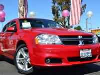 2011 DODGE AVENGER @@ HOT MODEL @@ ONE OF THE NICEST IN