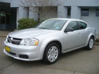This 2011 Dodge Avenger Express is offered to you for