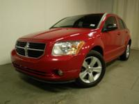 Exterior Color: red, Body: Sedan 4dr Car, Engine: 2.0L