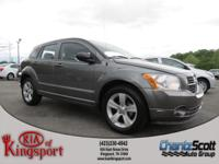 LOW MILES, This 2011 Dodge Caliber Mainstreet will sell