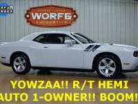 HEMI 5.7L V8 VVT. Oh yeah! My! My! My! What a deal! Put