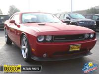 2011 Dodge Challenger SRT8 with Quick Order Package