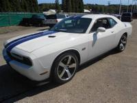 2011 DODGE Challenger 2dr Car SRT8 Our Location is: