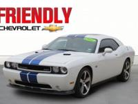 This 2011 Dodge Challenger comes with a CARFAX Buyback