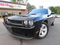 2011 Dodge Challenger Coupe. Branded Title. Low Miles
