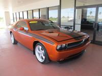 Outstanding design defines the 2011 Dodge Challenger!