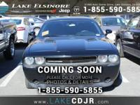 This 2011 Dodge Challenger is offered to you for sale
