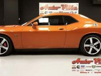 470HP 6.4L HEMI V8, 6 SPEED, LEATHER/SUEDE SEATS,