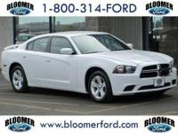 This 2011 Dodge Charger SE is a Local trade in that has