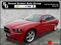 This SHARP Charger is a fresh, local trade! Here is an