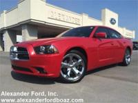 2011 Dodge Charger R/T. +++ Carfax Certified One Owner
