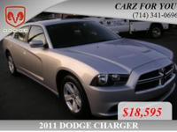 Year: 2011 Make: Dodge Model: Charger Mileage: 47118
