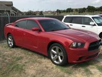 Red Line used 2011 Dodge Charger R/T Road/Track sedan,