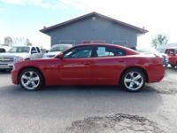 Options:  2011 Dodge Charger Navigation! Heated Leather