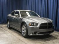 Clean Carfax Two Owner Sedan with Premium Sound