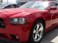 Options:  2011 Dodge Charger 4Dr Sdn Road/Track Rwd