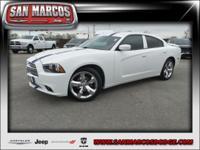 Options:  2011 Dodge Charger Rallye|White/|V6 3.6L