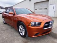2011 Dodge Charger SE RWD 5-Speed Automatic 3.6L