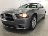 Options:  2011 Dodge Charger Se|Gray|Carfax One-Owner.
