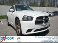 New Price! 2011 Dodge Charger SE Black w/Cloth Low-Back