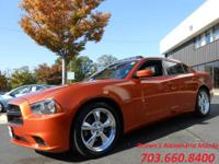 Outstanding design defines the 2011 Dodge Charger! Very