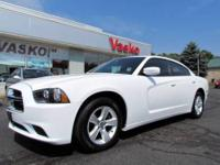 Very Sharp! 2011 Dodge Charger in Bright White. Fully