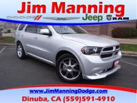 Familiarize yourself with the 2011 Dodge Durango! It