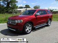 CARFAX One-Owner. Inferno Red Crystal 2011 Dodge