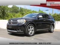 2011 Dodge Durango Citadel AWD V8, *** FLORIDA OWNED