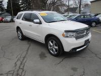 Options:  2011 Dodge Durango Awd 4D Wagon