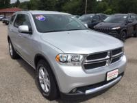 Options:  2011 Dodge Durango Crew 4X4|8 Passenger