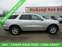 *** SUPER SHARP 2011 DODGE DURANGO CREW *** 5.7L HEMI