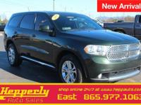 Recent Arrival! This 2011 Dodge Durango Express in