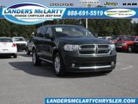 This Natural Green Pearl Coat, 2011 Dodge Durango is